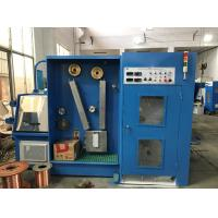 Buy cheap 22DT Fine Wire Drawing Equipment For Drawing And Annealing Single Bare Copper Wire from wholesalers