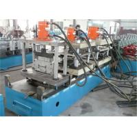 Buy cheap Galvainzed Steel Cable Tray Roll Forming Machine , Cr12 Roller Roll Forming Equipment from Wholesalers