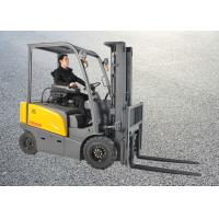 Buy cheap Counterbalanced Warehouse Forklift Trucks , Ac Motor Electric Forklift Truck from Wholesalers