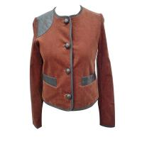 Buy cheap Spring Leather brown Corduroy Jackets , womens coats and jackets from Wholesalers