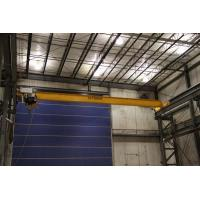 Buy cheap 7 ton Single Girder Overhead Crane With Electric Hoist With Single Speed Or Double Speed For Indoor / Outdoor from Wholesalers