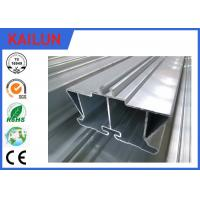 Buy cheap Square Hollow T Slot Led Aluminium Extrusion Profiles With L Key Connection from Wholesalers