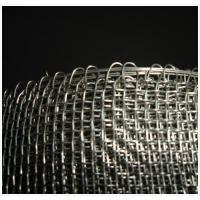 Buy cheap Wrapped Edge Stainless Steel Crimped Wire Mesh For Petroleum / Chemical from wholesalers