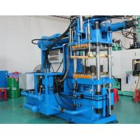 Buy cheap 300 Ton Horizontal Rubber Injection Molding Machine Cyclic Control For Auto Rubber Components from Wholesalers