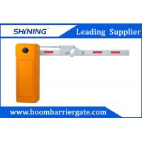 Quality CE Approved Electronic Parking Lot Security Gates For Access Control System wholesale