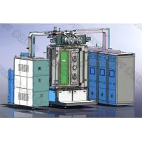 Buy cheap PVD Vacuum Metallizing Equipment on Copper Valves, Plumber Fittings, PVD Chroming Plating Machine from Wholesalers
