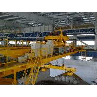 Buy cheap Electric Overhead Crane, Electromagnet Crane With Top Slewing (Rotating) Magnetic Chuck For Steel Mill from Wholesalers