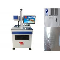 Buy cheap Plastic Bottle Automatic Laser Marking Machine / Co2 Laser Marker from wholesalers
