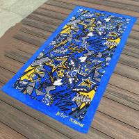 Young People Promotional Beach Towels Fastness And Non - Toxic Dyestuff
