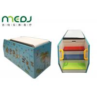 Buy cheap Immunizations Paediatric Examination Table Cartoon Pattern With Diposable Paper Roll from Wholesalers