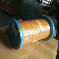 Buy cheap Blue / Yellow Insulated Magnet Wire Copper Conductor Iso Ul Certificated Tiw-b from Wholesalers