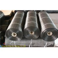 Quality Electric Galvanized Steel Epoxy Coated Wire Mesh For Fencing And Window Screen wholesale