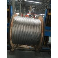 Buy cheap Concentric-lay-stranded aluminum-clad steel conductors from Wholesalers