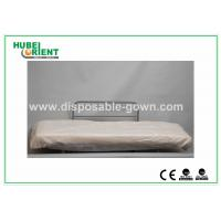 Buy cheap Hospital Disposable Bed Sheets Sanitary PP Bedcover / Disposable Waterproof Sheets With Elastic from wholesalers