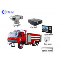 Buy cheap 4G Wireless HD Vehicle PTZ Camera , Auto Tracking PTZ IP Camera 2.1 Megapixels from Wholesalers