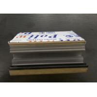 Buy cheap Pollution Proof Plastic Extrusion Materials , UPVC Window Sill Profiles from Wholesalers