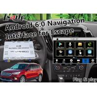 Buy cheap Full Plug & Play Car Android Navigation Interface for Ford Kuga Escape from wholesalers