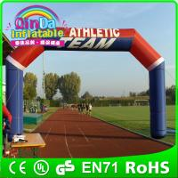 Inflatable arch inflatable finish line arch inflatable arch Inflatable arch gate for sale