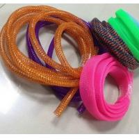 Buy cheap Polyester Braided Expandable Sleeve from Wholesalers