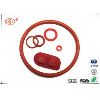 Buy cheap High Pressure Encapsulated O-Rings Viton For Oxygenated Automobile Fuels from wholesalers