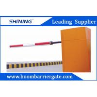 Buy cheap 3.3m Boom Automatic Toll Gate Have 0.58s Operation Time With Remote Control from wholesalers