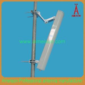 Buy cheap 5725-5850MHz 2x18dBi Directional Panel Antenna 5.8g WLAN antenna from wholesalers