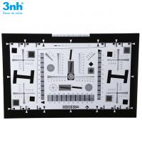 Buy cheap Custom ISO12233 Camera Test Chart With Transmissive / Reflective Type from wholesalers