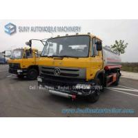 Buy cheap 15000 L 4X2 Refuel Tanker Truck Oil Tank Trailer Mild Steel 190 hp Diesel from Wholesalers