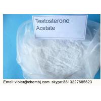 Buy cheap 99% Testosterone Acetate CAS 1045-69-8 raw steroid powder for weight loss and bodybuilding from Wholesalers