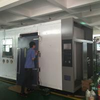 Quality High Precision Walk-in Chamber , Programmable Environmental Test Chambers wholesale