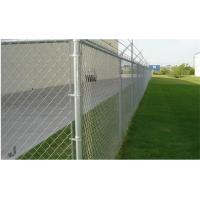 Buy cheap PVC Coated Chain Link Fence Panels Security For Animal / Bird Cages from wholesalers