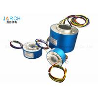 Buy cheap Electrical Connector Hollow Slip Ring Rotary Joint With Aluminium Alloy Housing from Wholesalers
