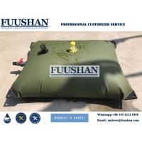 Buy cheap Fuushan 200-20000  Liter Inflatable Bladder Plastic Large PVC/TPU Pillow Flexible Water Storage Tank from wholesalers