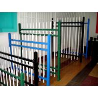 Buy cheap 20*20*1mm Heavy Welded Spear Top Steel Fence For Sale In Australia Market from wholesalers