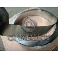 Buy cheap German Silver Nickel Silver Strip  CuNi18Zn20 Alloy For Jewelry from Wholesalers