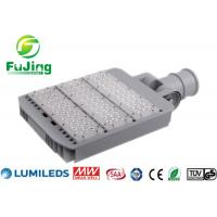Buy cheap Waterproof IP65 Commercial Led Pole Lights , Die Casting Aluminum Parking Lot Pole Light Fixtures from wholesalers