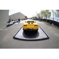 China Liquid Tight Floor Temporary Inflatable Car Wash Mat Semi Permanent And Permanent on sale