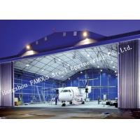 Buy cheap Airplane Terminal Airport Development and Aircraft Steel Hangar Buildings Constructions from wholesalers