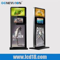 Buy cheap Indoor 32 Inch Lcd Advertising Player Touch Screen Kiosk Digital Signage Totem Three Screen from Wholesalers