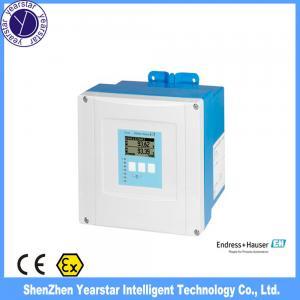 Buy cheap Endress Hauser/ Ultrasonic water level sensor FMU90 transmitter/ bulk solids,liquid,oil level gauge sensor from wholesalers