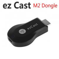 Quality OEM M2 EZcast DLNA Airplay WiFi Display Receiver Dongle For Multi - Screen Interactive TV wholesale