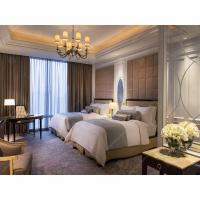 Buy cheap Custom Made 5 Star High End Classic Design Hotel Bedroom Furniture Set from wholesalers