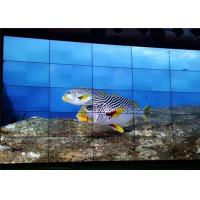 Quality 55 Inch LCD Video Wall Aquarium Exhibition Brief Introduction Showing for sale