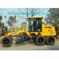Small Motor Graders 7 Ton For Road Construction Colorful