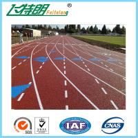 Sports Field Rubber Running Track Used Running track for outdoor sports flooring