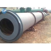 China Custom Steel Sand Drying Equipment Less Fuel Consumption Rotary Drum Dryer on sale
