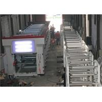 Buy cheap Servo Motor Controlled Rotogravure Printing Machine Electrical Heating Drying Mode from Wholesalers