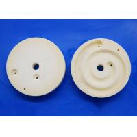 China High Purity Alumina Ceramic Parts Rotors Stators for Switching Valve Systems on sale