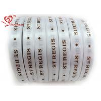 31mm Exclusive Custom Printed Ribbon Silkscreen Technics single sided satin ribbon