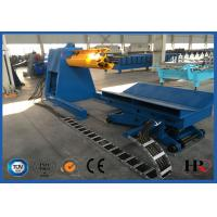 Buy cheap Colored Glaze Steel 760 Roofing Sheet Roll Forming Machine Easy Installation from wholesalers